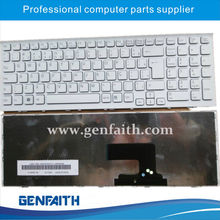 replacement laptop keyboard for Sony EE BR layout good virtual keyboard