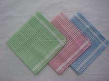 lady cotton fashion packing handkerchief