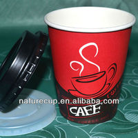 paper coffee cup/disposable paper cup/hot paper cup/ice cream paper cup/paper sheet/paper fan