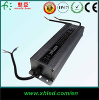 High Power Contant Voltage IP67 6.25A 150W Waterproof 24V DC LED Driver