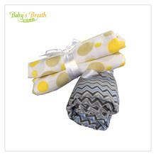 Baby Wholesale Muslin Wraps Reusable Muslin Swaddle Blankets