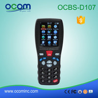 OCBS-D107 wireless portable stocktaking mobile data terminal