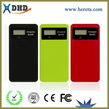 Touch lcd power bank for macbook pro ipad mini