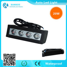 20W 7.8Inch C-ree Led Driving Work Light Driving Lights/Lamp Bar Spot Offroad SUV