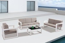 Powder Coated Patio Sofa Outdoor Furniture DW-SF003