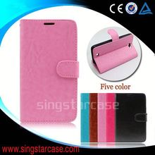 for Acer Liquid Z520 wallet case,leather magnetic flip case cover for Acer Liquid Z520