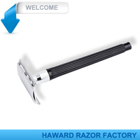 Safety Razor Plastic Handle Fit all double edge blade