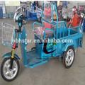 china hizo 3 rueda de bicicleta eléctrica para la carga