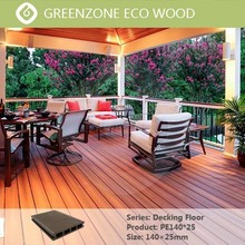 Foshan Chinese Style restoring ancient ways is the high quality, fire-resistant antiflaming, wpc decking wood outdoor floor