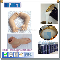 RTV liquid silicone rubber for molding