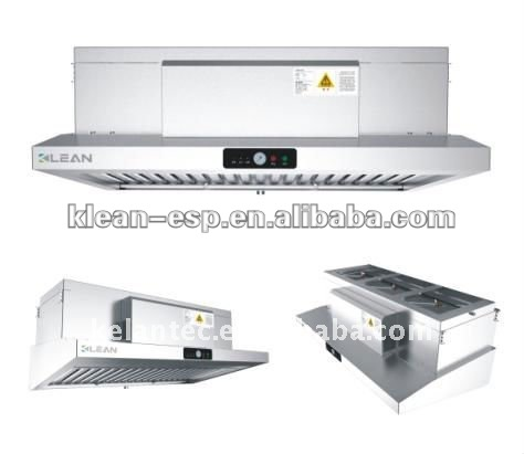 Commercial Kitchen Range Hood With Esp Filter Buy Rang Hood With Esp Filter Commercial Kitchen