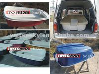 Mini Fishing Boat 1.7m