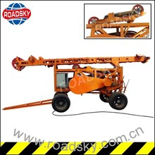 Water Well Borehole Rock Percussion Drilling Machine Company