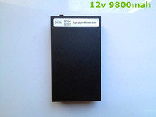 High storage lithium ion rechargeable battery pack li-ion 12V 9800mah battery with BMS for inverter, ups and solar