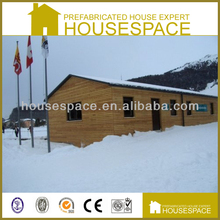 Waterproof PU Panel Shipping Container Log House