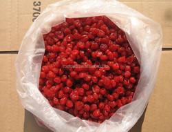 2015 Sweet Taste and Bulk Packaging dried fruit dried cherry