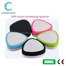 new arrival nfc bluetooth receiver, wireless Wifi / bluetooth music receiver wireless music receiver adapter