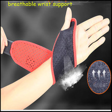 2015 Wrist & Palm Support Brace Band Sports Gym Pain Relief Strap