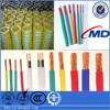 High quality BV BVR colorful PVC insulated single core electrical cables and wires