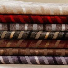 2015 latest modern design jacquard sofa fabric & cushion cover