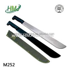 knife with blk sheath