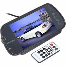 """7"""" TFT LCD Mirror Car/Van Rear View Monitor"""