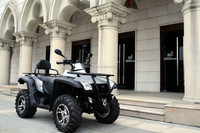 CFMOTO utility vehicle quad FARM 500cc ATV EEC/EPA 4x4 Water Cooled Farm Utility ATV/Quad