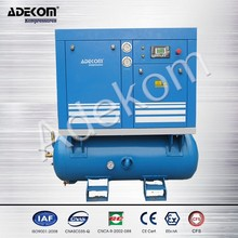 All-in-one Screw Air Compressor with Air Dryer