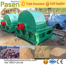 china made top quality wood chip crusher / wood pallet crusher / wood branch crusher