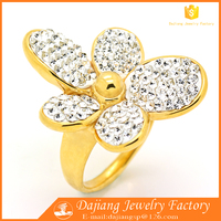latest gold rings design for women,jewelry gold,shiny gold stainless steel ring cz