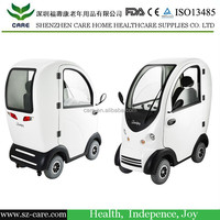 New designed scooter handicapped wheelchair car