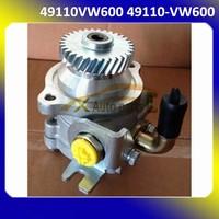 Auto steering pump for nissans urvan zd30 e25 parts 49110VW600 49110-VW600