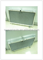 Aluminum Radiator Used For Mitsubishi Eclipse GSX 95-99, Auto Car Radiators With High Quality