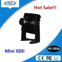 DC12V power supply 1080P 2MP full hd pinhole sdi security camera with osd menu