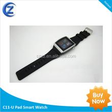Cheap smart watch phone MTK6260 for samsung galaxy gear smart watch