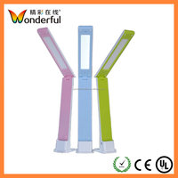 High-Efficient USB Rechargeable LED Clamp for New Year