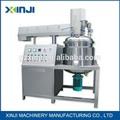 cosméticos creme vácuo emulsificante máquina misturadora