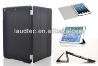 For iPad Air Original Smart Cover Case with Good quality Hard Case Sleep Function Official Color for iPad 5