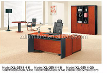 ISO9001 Certification wooden office desk cheap office tables (XL-3511-18)