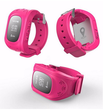 students LBS smart watch waterproof child gps phone for security