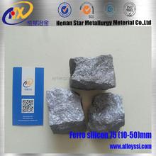 high pure Ferro Silicon 75