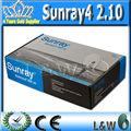 Sunray SR4 A8P tarjeta SIM Linux decodificador del SE del hd 800se sunray4 sr4 sintonizador Triple DVB-S (S2) / C / T + Wifi