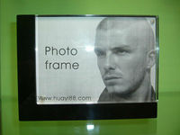 acrylic picture frame insert