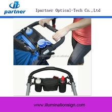 Universal Stroller Organizer/Stroller Travel Carry Bag/Baby Diaper Bag Stroller Organizer