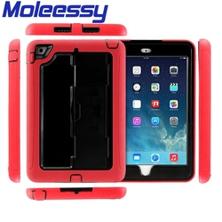 High-class hard stand case for ipad mini holder case