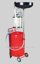 Pneumático resíduos de óleo escorredor e trocador