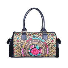 2015 Rich cultural charm generous embroidery handmade bags