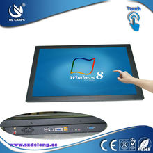 23.6 Inches Industrial Touch Screen Panel PC All In One KIOSK Multimedia Player