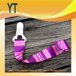 2015 Hot New Products Small MOQ acceptable New product baby pacifier clip