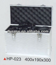 Aluminum durable handcrafted hot sale in occident samsung waterproof camera case with your logo printed